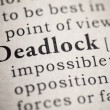 Deadlock — Stock Photo #38809075