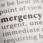 Emergency — Stock Photo