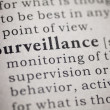 Stock Photo: Surveillance