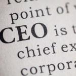 Chief executive officer — Stockfoto