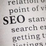 Search engine optimization — Stock Photo