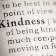 Foto de Stock  : Kindness