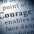 Courage — Stock Photo #39329973