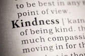 Kindness — Foto Stock
