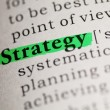 Strategy — Stock Photo #40373477