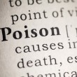 Poison — Stock Photo
