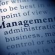 Management — Foto Stock #40376745
