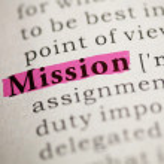 Mission — Stock Photo