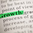 Growth — Stock Photo #40574033