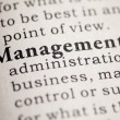 Management — Foto Stock #40575931