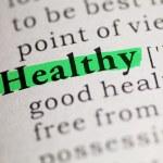Healthy — Stock Photo #40927561
