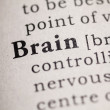 Brain — Stock Photo #40929239