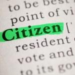 Постер, плакат: Citizen