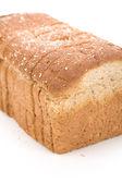 Sliced Brown Bread — Stock Photo