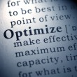 Optimize — Stock Photo #41582183