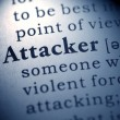 Attacker — Stock Photo #41582567