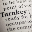 Turnkey — Stock Photo #41582787