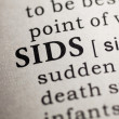 SIDS — Stock Photo #41582881