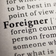 Foreigner — Stock Photo #41591003
