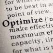 Stock Photo: Optimize