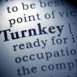 Turnkey — Stock Photo #41591807