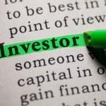 Investor — Stock Photo #41756981