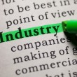 Stock Photo: Industry