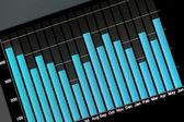 Business-grafik — Stockfoto