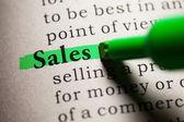Sales — Stock Photo