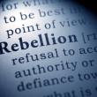 Rebellion — Stock Photo #44635077