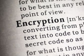 Encryption — Stock Photo
