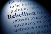 Rebellion — Foto Stock