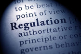 Regulation — Stock Photo