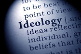 Ideology — Stock Photo