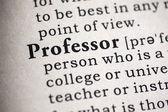 Professor — Stock Photo