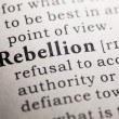 Rebellion — Stock Photo #44773309