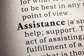 Assistance — Stock Photo