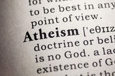 Atheism — Stock Photo
