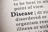 Disease — Stock Photo