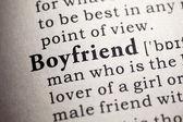 Boyfriend — Stock Photo