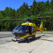 Rescue helikopter — Stockfoto