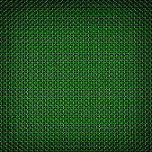 Green wire grid — Stock Photo