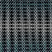 Silver and blue grid — Stock Photo