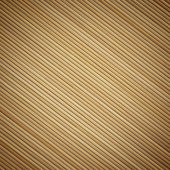 Brown striped background — Stock Photo