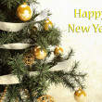 A beautiful Christmas card — Stock Photo