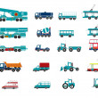 Transport — Vector de stock #24362227