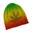 Rasta Beanie - Stock Photo