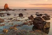 Asturias sunrise — Stock Photo