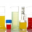 Assortment of test flasks — Foto de Stock   #6340051