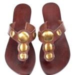Lady sandals — Stock Photo #6341389